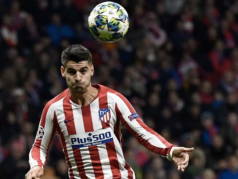 Alvaro Morata Returns To Juventus On Loan From Atletico Madrid