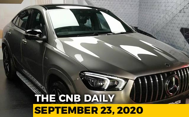 Video : Toyota Urban Cruiser, Mercedes-AMG GLE 53, TVS Apache RTR 200 4V