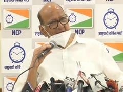 Didn't Ask For Sharad Pawar To Be Served Tax Notice: Election Commission