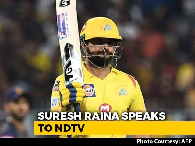 "Hotel Room Wasnt Issue, Needed To Handle ""Home Front"": Suresh Raina To NDTV"