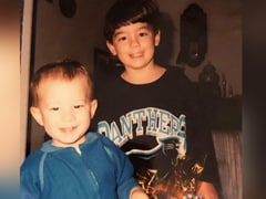 The Internet Is A 'Sucker' For This Throwback Pic Of Nick And Joe Jonas