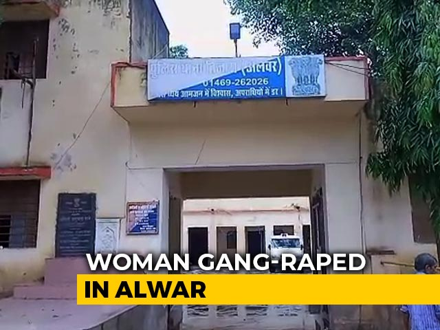 Video : Woman Gang-Raped In Rajasthan, Accused Filmed Act & Posted Video Online: Police