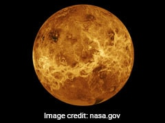 """Exciting Signs Of Possible Presence Of Life"": Scientist On Venus Find"