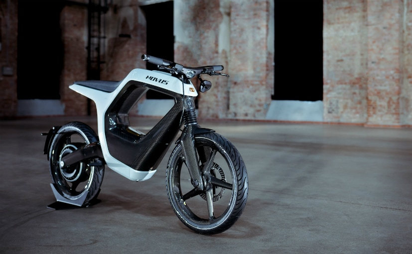 The NOVUS electric bike will be available in Europe and cost almost Rs. 40 lakh
