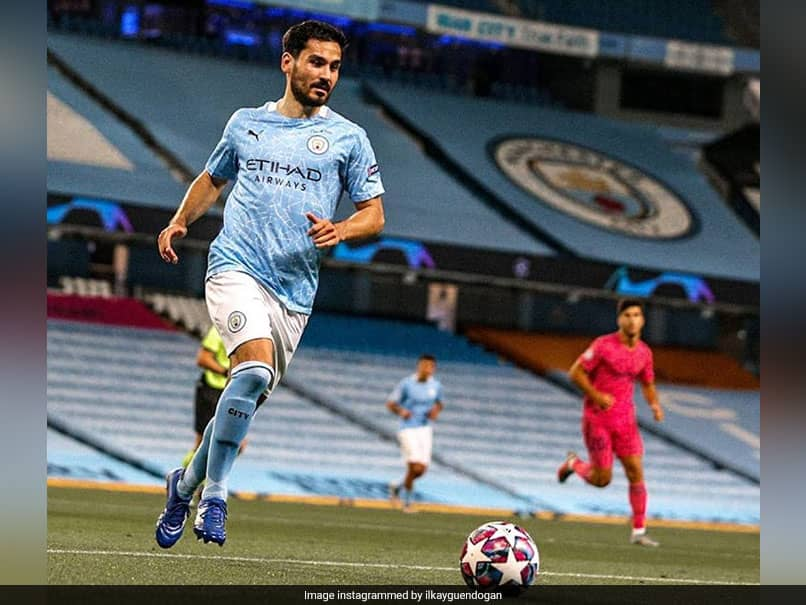 Manchester City Midfielder Ilkay Gundogan Tests Positive For Coronavirus