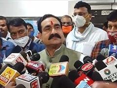 मध्यप्रदेश : मास्क पहनने से परहेज करने वाले गृह मंत्री ने कहा, यह कोई बड़ी बात नहीं!