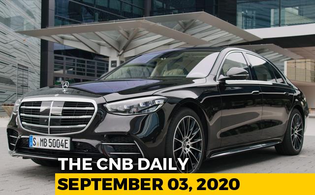 2021 Mercedes-Benz S-Class | Hyundai Kona EESL | TVS-Ultraviolette