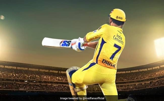 IPL 2020 MS Dhoni is fresh and ready to go says Stephen Fleming