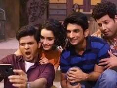 "1 Year Of <I>Chhichhore</i>: Shraddha Kapoor Shares BTS Videos ""In Loving Memory"" Of Sushant Singh Rajput"