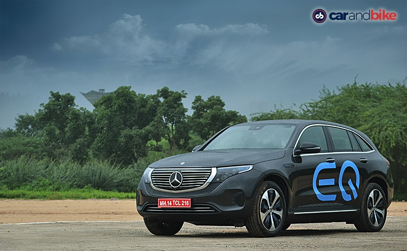 Mercedes-Benz EQC India Launch Highlights: Prices, Specifications, Images, Features, Bookings