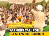 Video : Farmers in Punjab, Haryana Protest Against Centre's New Bills