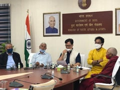 Will Protect Ladakh's Interest: Centre. Group Ends Call To Boycott Election
