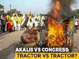 "Video : Farm Law Fury: Political ""Fires""?"