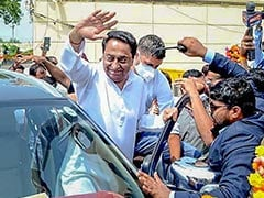 "Never Called Jyotiraditya Scindia A ""Dog"", Says Congress's Kamal Nath"