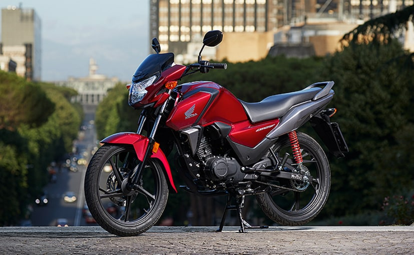 The Honda CB125F is a popular entry-level motorcycle in Europe
