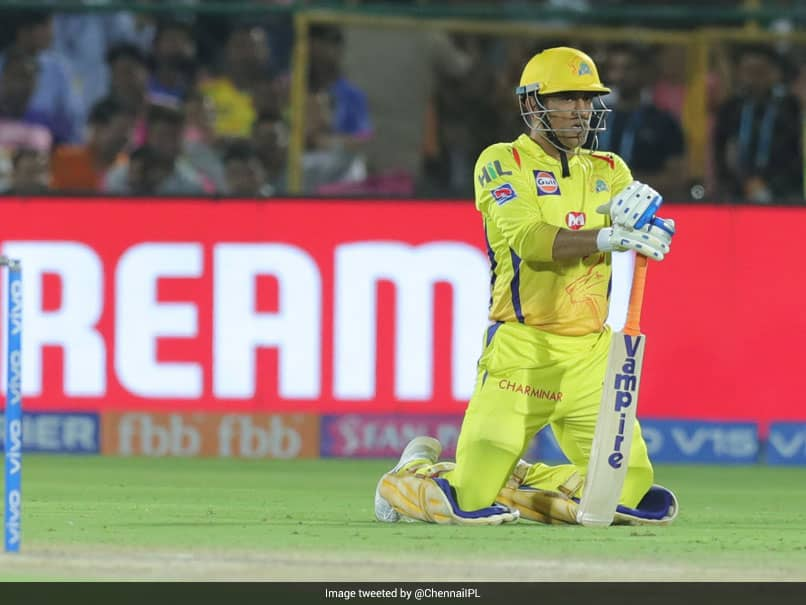 "IPL 2020, RR vs CSK: MS Dhoni Batting At No. 7 ""Makes No Sense,"" Says Gautam Gambhir"