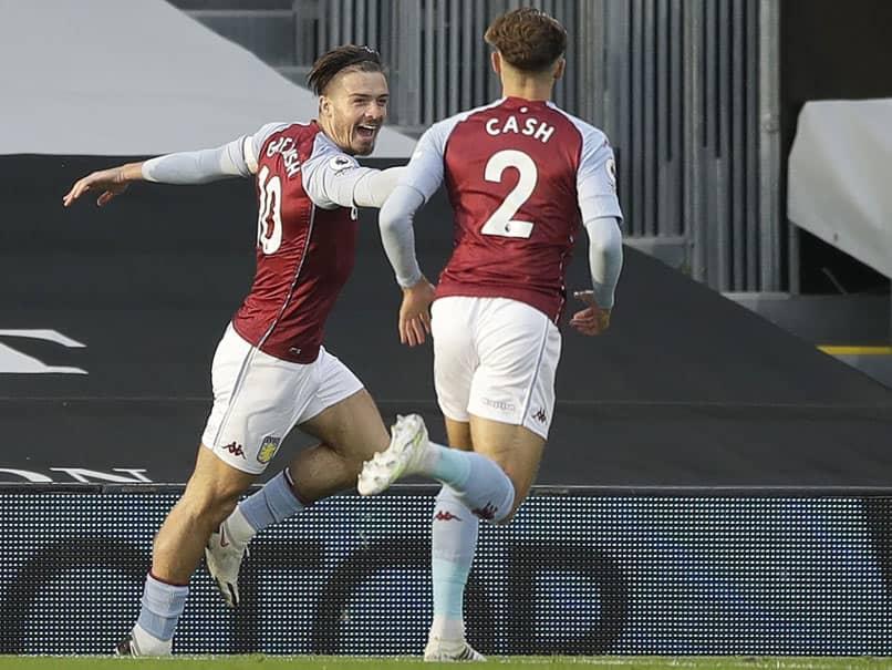 Premier League: Aston Villa Coast Past Struggling Fulham