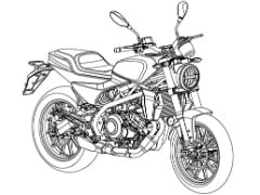 Harley-Davidson 338R Revealed In Patent Drawings