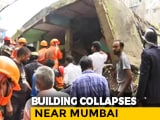Video : 8 Dead After Building Collapses In Bhiwandi Near Mumbai
