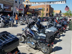 Study Links Sturgis Rally To 2,50,000 COVID-19 Cases In USA