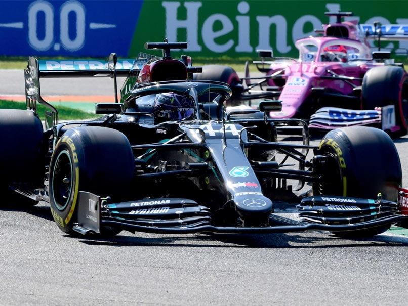 Gasly wins 'crazy' Italian Grand Prix as Hamilton hit by penalty