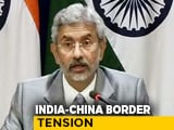 Video : India-China Foreign Ministers Likely To Meet Today Amid Border Tension