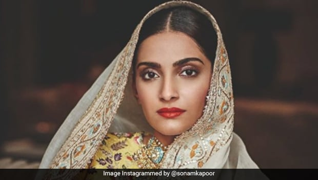 Sonam Kapoor's Perfectly Organised Kitchen Cabinet Is Giving Us Major Inspiration