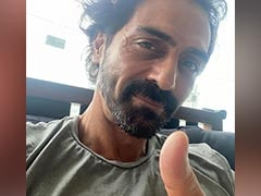 """Relieved"": Arjun Rampal Tests Negative For COVID-19, Will Have To Retest In 4 Days"