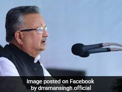 Former Chhattisgarh Chief Minister Raman Singh Tests Coronavirus Positive