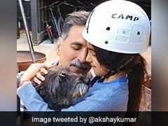 अक्षय कुमार ने 'डॉटर्स डे' पर बेटी नितारा के साथ शेयर की तस्वीर, बोले- तुम मेरे लिए परफेक्ट की परिभाषा हो...