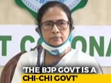 "Video : Farm Bills' Fight Gives Mamata Banerjee Fresh Ammo Against <i>""Chi Chi""</i> BJP"
