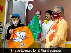 Asian Games Gold Medalist Pinki Pramanik Joins BJP