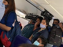 2-Week IndiGo Ban On 9 Journalists After Kangana Ranaut Flight Row