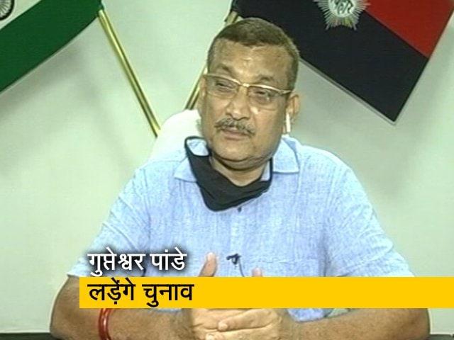 Video: बिहार के DGP गुप्तेश्वर पांडे ने लिया VRS, लड़ेंगे विधानसभा चुनाव