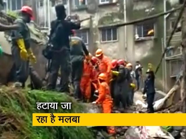 Videos : भिवंडी में हुए इमारत हादसे में अब तक 17 लोगों की मौत
