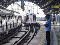 Blue And Pink Lines Of Delhi Metro Resume Services After COVID-19