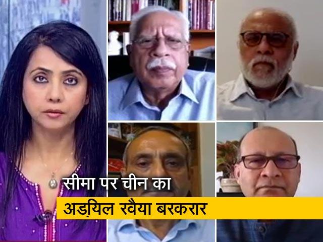 Videos : हम लोग : भारत और चीन की सेनाएं आमने-सामने