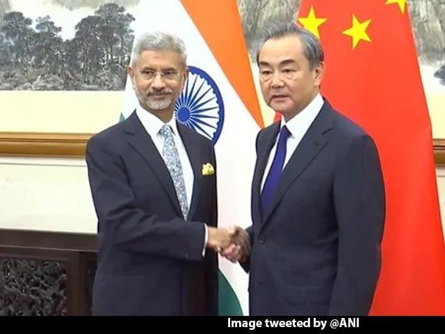 Video : Top News Of The Day: India, China Foreign Ministers Meet, Release Joint Statement