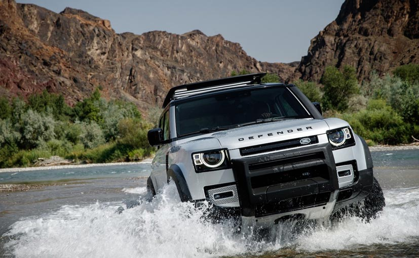 Prices for the 2020 Land Rover Defender Begin at Rs. 73.98 lakh (ex-showroom)