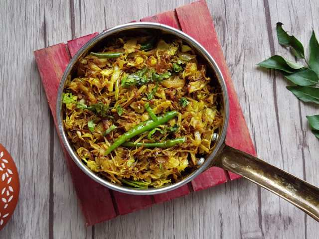 Video : How To Make Keto Cabbage Pulao