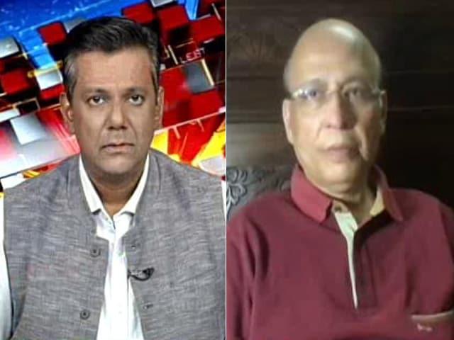 "Video : ""Law Is…"": Abhishek Singhvi Alleges Rajya Sabha Rules Violated For Farm Bills"