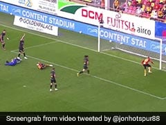 """""""Is This The Worst Miss Of All-Time?"""" Footballer's Blooper Goes Viral. Watch"""