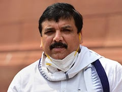 Ready To Shift Hathras Victim's Family To My Delhi Residence: AAP's Sanjay Singh