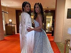 Priyanka Chopra's Birthday Greeting For Sister-In-Law Danielle Is A Grammy Throwback