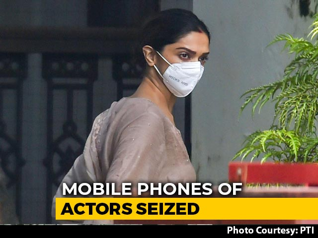 Video : Phones Of Deepika Padukone, Sara Ali Khan, Others Seized In Drugs Case