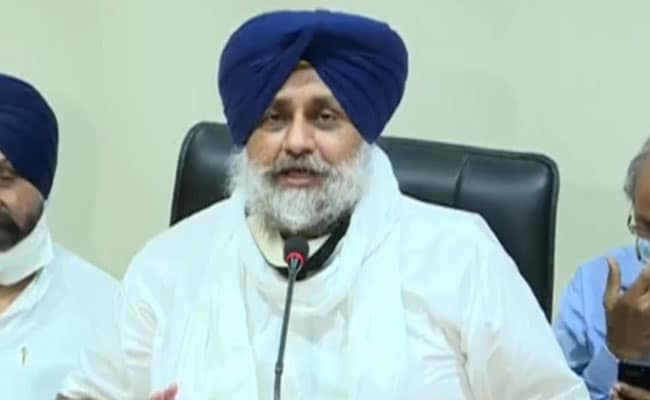 Akali Dal Chief Asks Congress To Share Evidence Over Sacrilege Cases