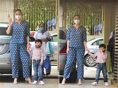 Add Co-Ord Sets To Your Maternity Closet Just Like Kareena Kapoor Did
