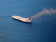Fire On India-Bound Supertanker Off Sri Lanka Brought Under Control