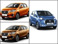 Datsun Rolls Out Discounts of Up to Rs. 51,000 On Its BS6 Cars In November