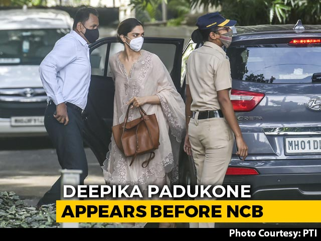 Video : Deepika Padukone Questioned For 6 Hours By Anti-Drugs Agency